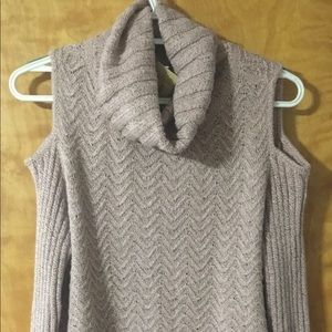 AMERICAN RAG open shoulder sweater